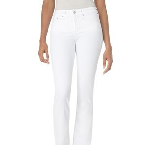 NYDJ Lift-Tuck Technology Straight Leg Jeans,14